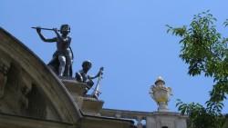 Baroque Music Beside The Grange